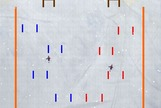 Alpine-skiing-competition
