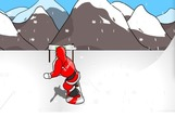 Snowboarding-game-with-santa-claus