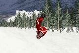 Timed-game-snowboard