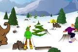Gratis-game-alpine-skiing